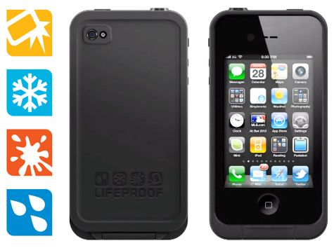 timeless design 05a15 64d02 LifeProof iPhone Case for 4S/4