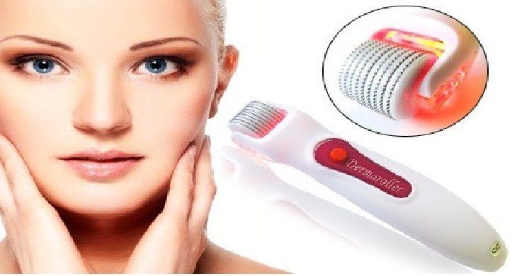 Derma Skin Roller Titanium Needles
