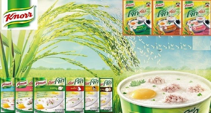 Knorr Rice Porridge - Ready to eat!